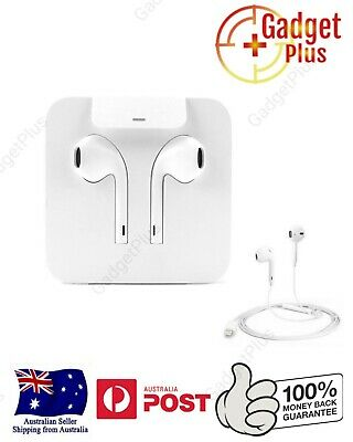 AU25 • Buy Genuine Apple Earphones Headphones EarPods For IPhone 7 8 X XR XS MAX AU Seller