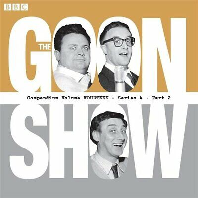 The Goon Show Compendium Volume 14 By Spike Milligan 9781787532663 | Brand New • 48.37£