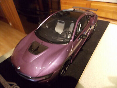 $89 • Buy RARE Limited ED BMW I-8 Coupe In Purple By AB Motors, READ