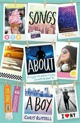 Songs About A Girl: Songs About A Boy Book 3 In A Trilogy About... 9781444929201 • 7.45£