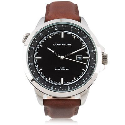 Land Rover Lifestyle Collection Classic Land Rover Watch 51LEWM312BKA • 178.02£