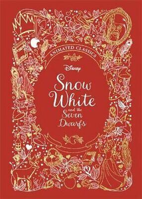 Snow White And The Seven Dwarfs (Disney Animated Classics) 9781787413610 • 9.82£