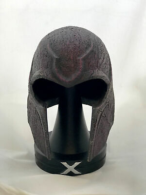Magneto Collectible Helmet [20th Century Fox] - X-Men Collectibles 7  Height NEW • 9.40£
