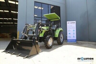 AU18490 • Buy 2019 Brand New EVO404 Tractor