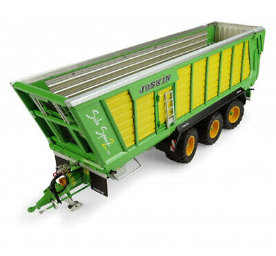 5336 1/32 Universal Hobbies Joskin Silo Space2 Silage Trailer  • 84£