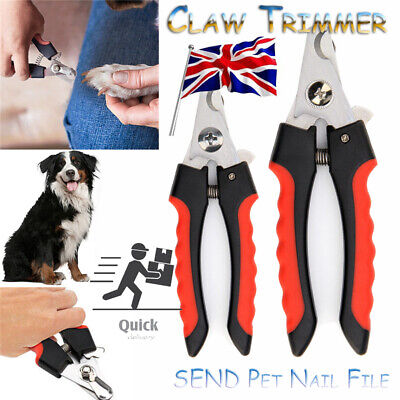£2.89 • Buy Pet Nail Clippers Cat Dog Rabbit Sheep Animal Claw Trimmer Grooming Large Small