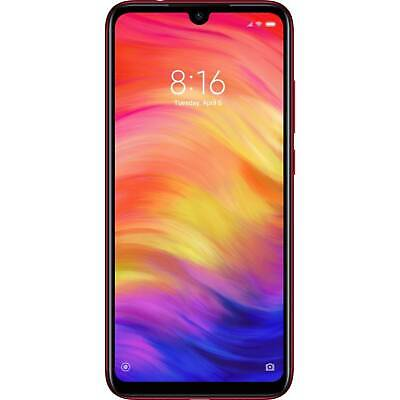 Xiaomi Redmi Note 7 64GB Duos GSM Unlocked Phone W/ Dual Camera 48MP - Red • 179.95$
