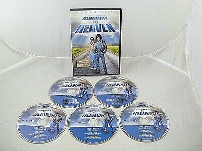 The Complete First Season Highway To Heaven Dvd Michael Landon • 8.22£