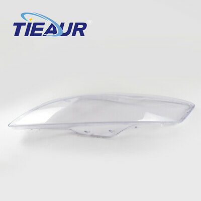 Right+Left Headlight Headlamp Lens Cover Fit For Ford Mondeo MK4 2008-2012 • 123$