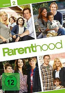 Parenthood - Season 2 [6 DVDs] By Lawrence Trilling, M...   DVD   Condition Good • 9.36£