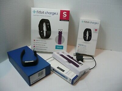 $ CDN79.03 • Buy FitBit Charge 2 Watch With Extra Watch Band, Small Size.  Used Respectfully