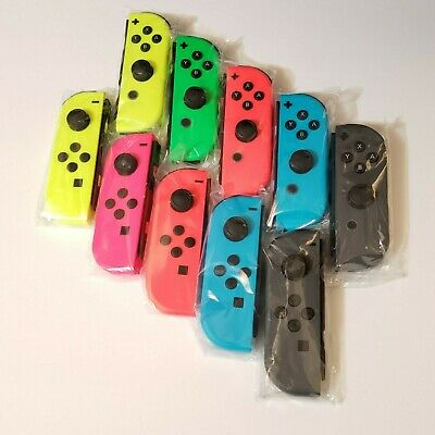 $40.99 • Buy *Low Prices* Genuine New Nintendo Switch Joy Con Controllers! Free Shipping!
