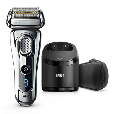 AU375 • Buy Braun Series 9 9295cc Wet And Dry - Silver (without Clean&Renew Cartridge)