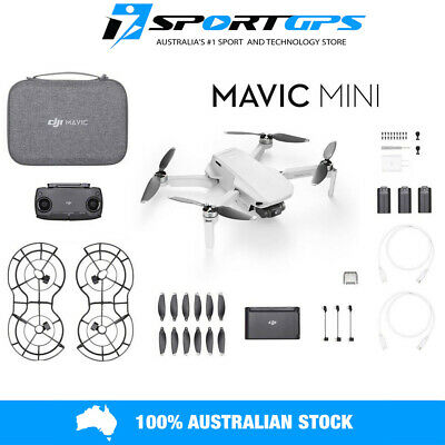 AU599 • Buy DJI MAVIC MINI FLY MORE COMBO *OR* DJI MAVIC MINI Option HD Ultralight *MR1SS5 *
