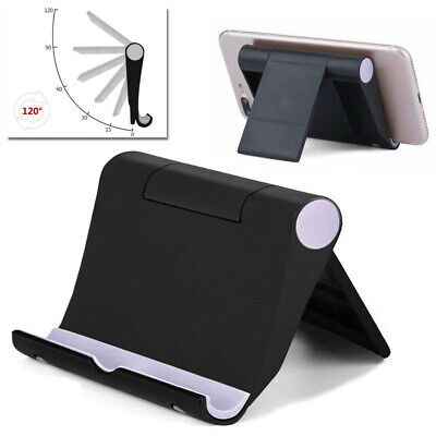 $4.25 • Buy Foldable Cell Phone Desk Stand Holder Mount Cradle For IPhone 11 Pro X 8 Samsung
