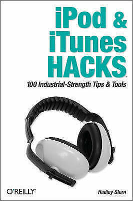 AU36.22 • Buy IPod And ITunes Hacks By Stern, Hadley (Paperback Book, 2004)