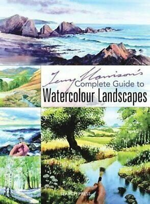 £10.80 • Buy Terry Harrison's Complete Guide To Watercolour Landscapes 9781844483204