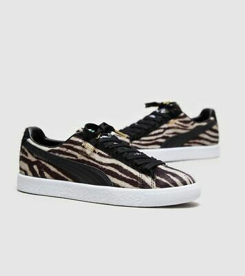 Puma Clyde Suits   Pack   363426 [ Size 37,5 38] Women's Leather Sneaker New • 62.33£