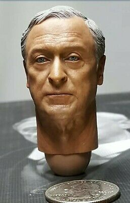 $ CDN79.42 • Buy Hot Toys MMS236 235 TDK 1/6 Alfred Pennyworth Head Only From Batman Armory Set
