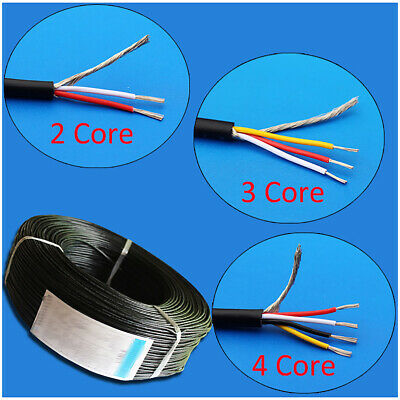 AU18.99 • Buy UL2547 Audio Signal Wire Shielded Wire Multicore Tinned Copper 24AWG 26AWG 28AWG