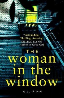AU36.93 • Buy The Woman In The Window By A. J. Finn 9780008234164 | Brand New