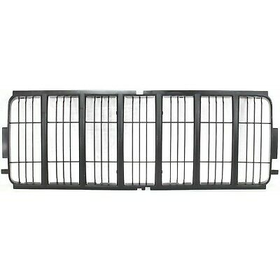 $24.13 • Buy Grille Insert For 2002-2004 Jeep Liberty Black Plastic