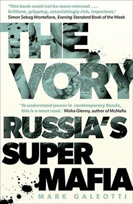 The Vory Russia's Super Mafia By Mark Galeotti 9780300243208 | Brand New • 8.78£