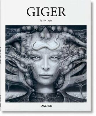 £10.34 • Buy Giger By HR Giger 9783836534208 | Brand New | Free UK Shipping