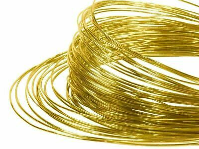 £7 • Buy 9ct Gold Solder Wire Easy Assay Quality .375