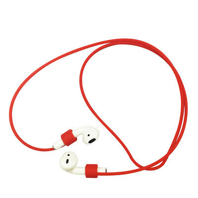 $ CDN2.89 • Buy Bluetooth Headset Anti-Lost Lanyard Silicone Strap String Neck Rope For AirPods