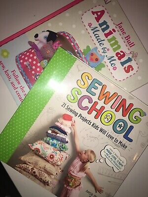 Craft Patchwork Sewing Book • 4£