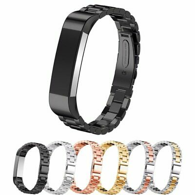 AU17.89 • Buy For Fitbit Alta HR Stainless Steel Replacement Wrist Watch Band Strap Bracelet