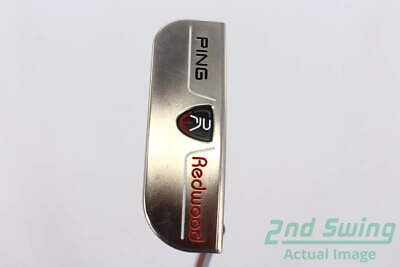 Ping Redwood D66 Putter Steel Right Handed Black Dot 33.0in • 146.49$