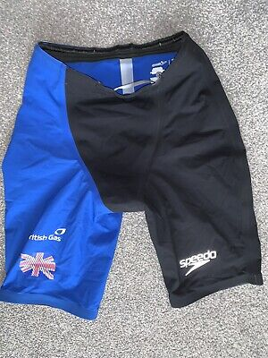Team GB Offficial Olympic Fastskin Speedo Swim Shorts  • 100£