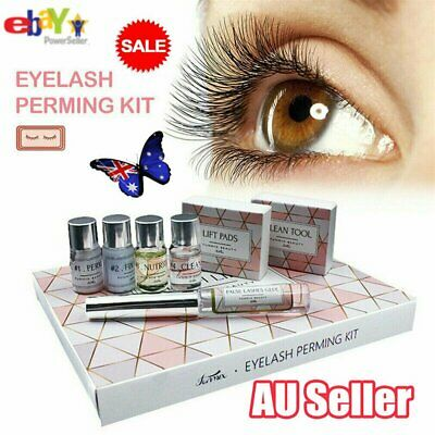 AU18.81 • Buy Complete Eyelash Perm Kit Lash Lift Kit Glue AU STOCK CO