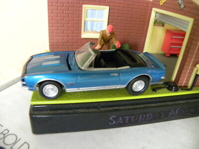 1967 Chevy Camaro Rs/ss Convertible    2002 Johnny Lightning Super Chevy    1:64 • 3.99$