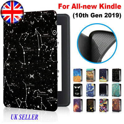 For Amazon Kindle All-New 10th Generation 2019 Magnetic Smart Case Leather Cover • 7.42£