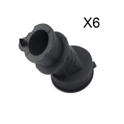 £7.27 • Buy 6PCS Intake Manifold Boot Compatible With Stihl MS381 MS380 038 Chainsaw