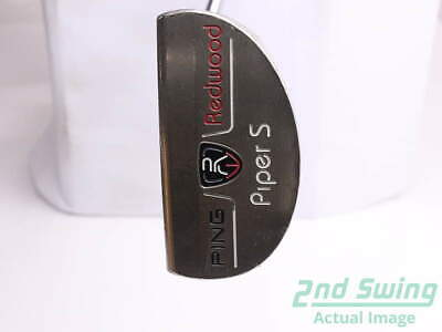 Ping Redwood Piper Putter Right Black Dot 34 In • 68.71$