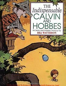The Indispensable Calvin And Hobbes (Calvin & Hobbes)... | Book | Condition Good • 4.91£