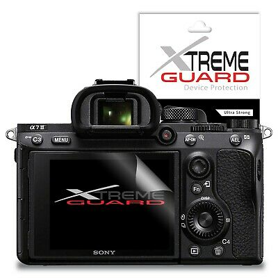 $ CDN9.99 • Buy 6-Pack XtremeGuard Screen Protector For Sony Alpha A7 III (Anti-Scratch)