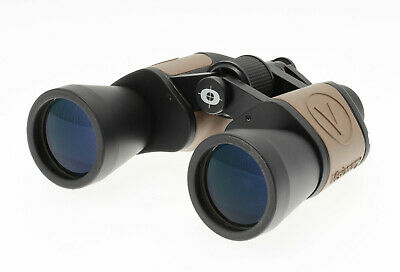 12x50 Binoculars VISIONARY B4 BAK4 HIGH POWER Planes Aircraft Ships • 59.99£
