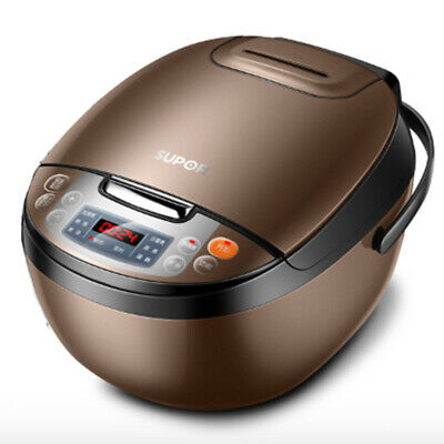 AU72.80 • Buy SUPOR CFB40FC829-75 Rice Smart Cooker Appointment Multi-function 4L