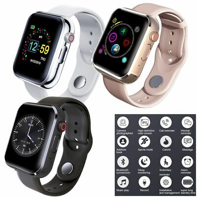 $ CDN24.13 • Buy Smart Watch Phone Bluetooth Smartwatch Fit For Android Samsung IOS IPhone HTC LG