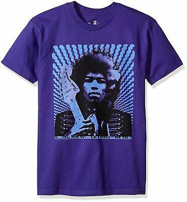 $14.95 • Buy Fender Jimi Hendrix  Kiss The Sky  T-Shirt - Purple - Size Large - New With Tags