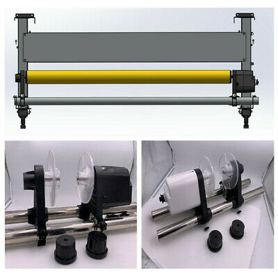 AU702.15 • Buy New Automatic Media Take Up Reel System For Mutoh Mimaki Roland Epson Printers