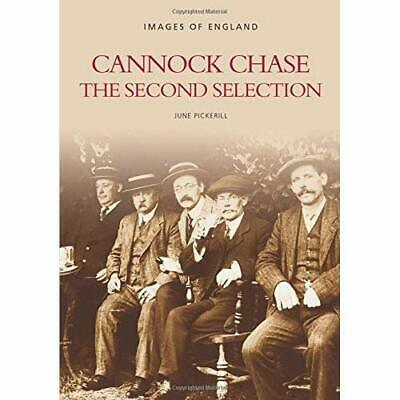 Cannock Chase: The Second Selection (Images Of England) - Paperback NEW Pickeril • 12.44£