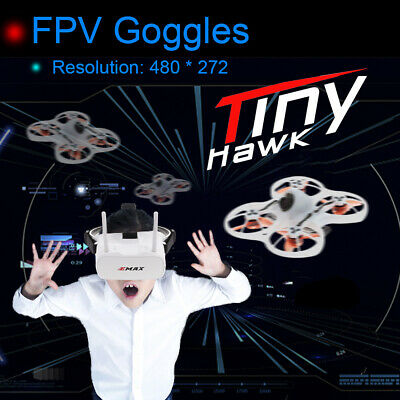 EMAX Tinyhawk FPV Camera Racing Drone RTF 37CH 25mW 600TVL 4in1 UK STOCK Z7I2 • 134.54£
