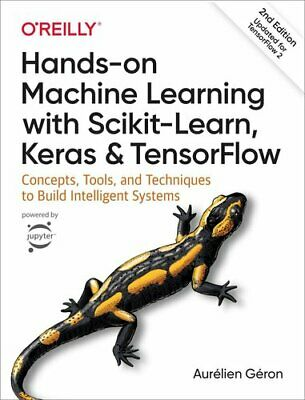 £38.71 • Buy Hands-on Machine Learning With Scikit-Learn, Keras, And TensorF... 9781492032649