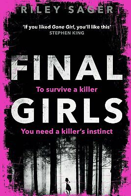 $7.38 • Buy Final Girls By Sager, Riley -Paperback